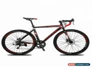 Cyrusher XC760 Aluminium Light Weight Fast Road Bike 52cm 14 Speeds Disc Brakes for Sale