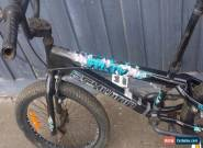 Schwinn-freestyle Air- Black Bike.Strong Bike for tricks,,, for Sale