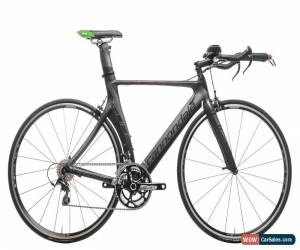 Classic 2013 Cannondale Slice Triathlon Bike 54cm Carbon Shimano 105 5700 10s WH-RS10 for Sale