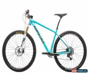 Classic 2015 Santa Cruz Highball C Mountain Bike Large Carbon SRAM XX1 11s Fox Thomson for Sale