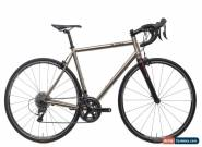 2018 Lynskey R260 Road Bike Med/Large Titanium Shimano Ultegra Bontrager for Sale