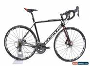 2016 Focus Cayo Disc Ultegra Carbon Road Bike L / 57 cm 11 Speed DT Swiss NEW for Sale