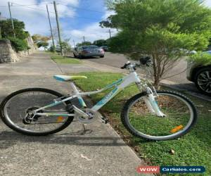 Classic 21 Speed Giant Areva 24 inch Girls Mountain Bike for Sale