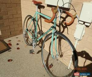 Classic Bianchi Rekord 748 Full Restoration 1980s Bicycle for Sale