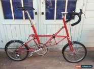 Alex Moulton AM7 - Rare Jubilee Red for Sale