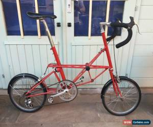 Classic Alex Moulton AM7 - Rare Jubilee Red for Sale