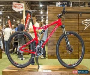 "Classic Santa Cruz Blur XC Carbon 26"" MTB - Size L, Red/Black for Sale"