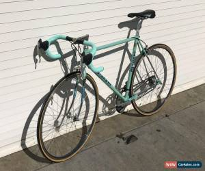 Classic Bianchi Reparto Corse Columbus EL Tubing Bike Made In Italy Campagnolo 55cm for Sale