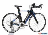 Specialized Shiv Comp Carbon Triathlon Bike XS 10 Speed SRAM Rival DT Swiss 700C for Sale