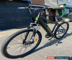 Classic EBike Mountain Bike 27.5 Wheel 36v Battery 250w motor Black for Sale