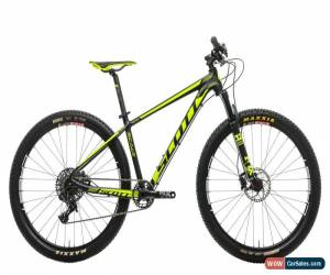 "Classic 2017 Scott Scale 745 Mountain Bike Small 27.5"" Aluminum SRAM GX 11 Speed Fox for Sale"