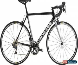 Classic Cannondale SuperSix EVO Ultegra Mens Road Bike 2018 - Black for Sale