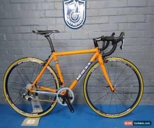 Classic Merckx Liege 75 Columbus Steel  Carbon Bicycle XXS 49cm Campagnolo Groupset for Sale