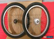 Bmx wheels with joytech hubs different rims for Sale