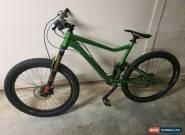 "Custom Giant 27.5"" Dual Suspension mountain bike. for Sale"