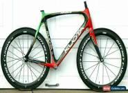 Ex Pro Race Team Kuota Kredo Carbon 58 / 60cm Road Bike Frameset for Sale