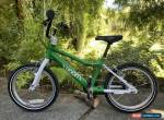 "Woom 3 Kids Bike 16"" Green, Aluminum, Great Condition for Sale"