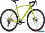 Merida Cyclo Cross 100 Mens Cyclocross Bike 2019 - Green for Sale