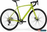 Classic Merida Cyclo Cross 100 Mens Cyclocross Bike 2019 - Green for Sale