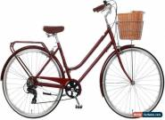 Dawes Duchess Deluxe Womens Hybrid Bike - Plum for Sale