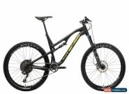 "2017 Intense Spider 275C Mountain Bike Large 27.5"" Carbon Box Two SunRingle for Sale"