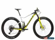 "2019 Scott Spark RC 900 Wold Cup Nino Mountain Bike Large 29"" Carbon XX1 Eagle for Sale"