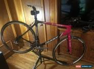 Giant TCR Advanced T Mobile Carbon Road Bike, Large, Ultegra for Sale