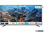 """SHARP 4T-C55BJ4KF2FB 55"""" Smart 4K Ultra HD HDR LED TV - Currys for Sale"""