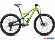 2017 Specialized Camber Comp Carbon 650B Medium Green/Red NEW OLD STOCK for Sale
