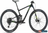 Classic NEW 2019 GIANT ANTHEM 29ER 2 MOUNTAIN BIKE, BLACK/GREEN, LARGE, NIB for Sale