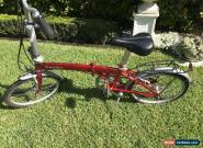 Dahon Folding Bike for Sale