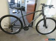 Trek dual sport 4 Flat bar bike Size 19 in Stand over 30 inch for Sale