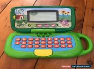 LeapFrog 2-in-1 LeapTop Touch Toy Ages 3+ for Sale