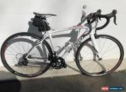 Used Specialized Roubaix Elite SL4 8R 52 Cm White Carbon Road Bike for Sale