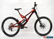 2019 Intense M16 Carbon Downhill Bike Large Gloss Red/Black for Sale