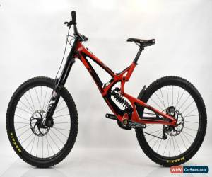 Classic 2019 Intense M16 Carbon Downhill Bike Large Gloss Red/Black for Sale
