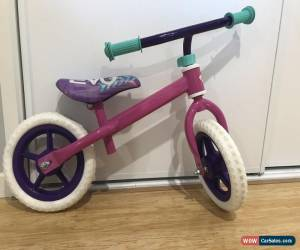 Classic Evo Training and Balance Bike - Pink for Sale