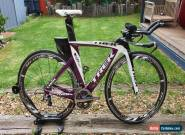 Trek Speed Concept Carbon Time Trial Bike Dura ace Bontrager carbon wheels for Sale
