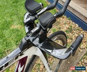 Classic Trek Speed Concept Carbon Time Trial Bike Dura ace Bontrager carbon wheels for Sale
