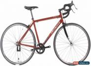 USED 2007 Specialized Langster 54cm Aluminum Single Speed Fixed Gear Bike Brown for Sale