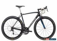 2014 Specialized SL4 Pro Race Road Bike 54cm Carbon Shimano 105 5700 10s Mavic for Sale