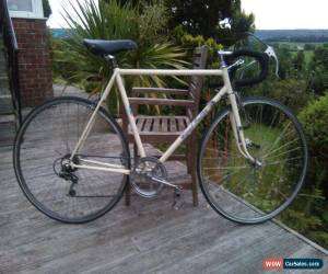 Classic Claud Butler New Allrounder bi-laminate 1950 5-speed racing bike. for Sale