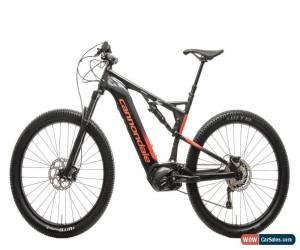 Classic 2019 Cannondale Cujo NEO 130 4 Mountain E-Bike Large Alloy Shimano Deore M6000 for Sale