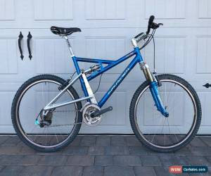 Classic Vintage Santa Cruz Tazmon Full Suspension Mountain Bike XTR for Sale