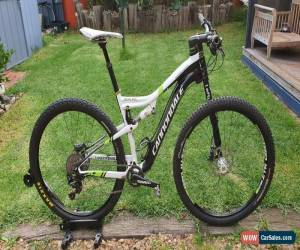 Classic Cannondale Scalpel carbon mountain bike 29er Sram XX1 lefty fork for Sale