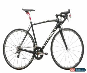 Classic 2013 Specialized S-Works Tarmac SL4 Road Bike 56cm Carbon SRAM Force 11 Speed for Sale