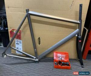 Classic Colnago Oval Master Titanium for Sale