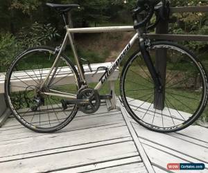 Classic Litespeed Tuscany Titanium Road Bike 55cm Shimano Ultegra 11 Speed ENVE Fork for Sale