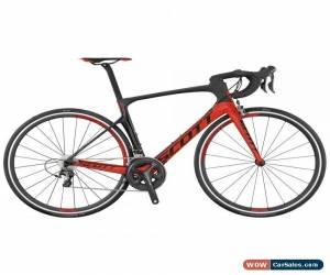Classic 2017 Scott Foil 20 56cm Red/Black for Sale