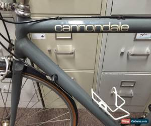 Classic Vintage Cannondale Bicycle 1986 54cm with 700c wheels. road bike  (*786C) for Sale